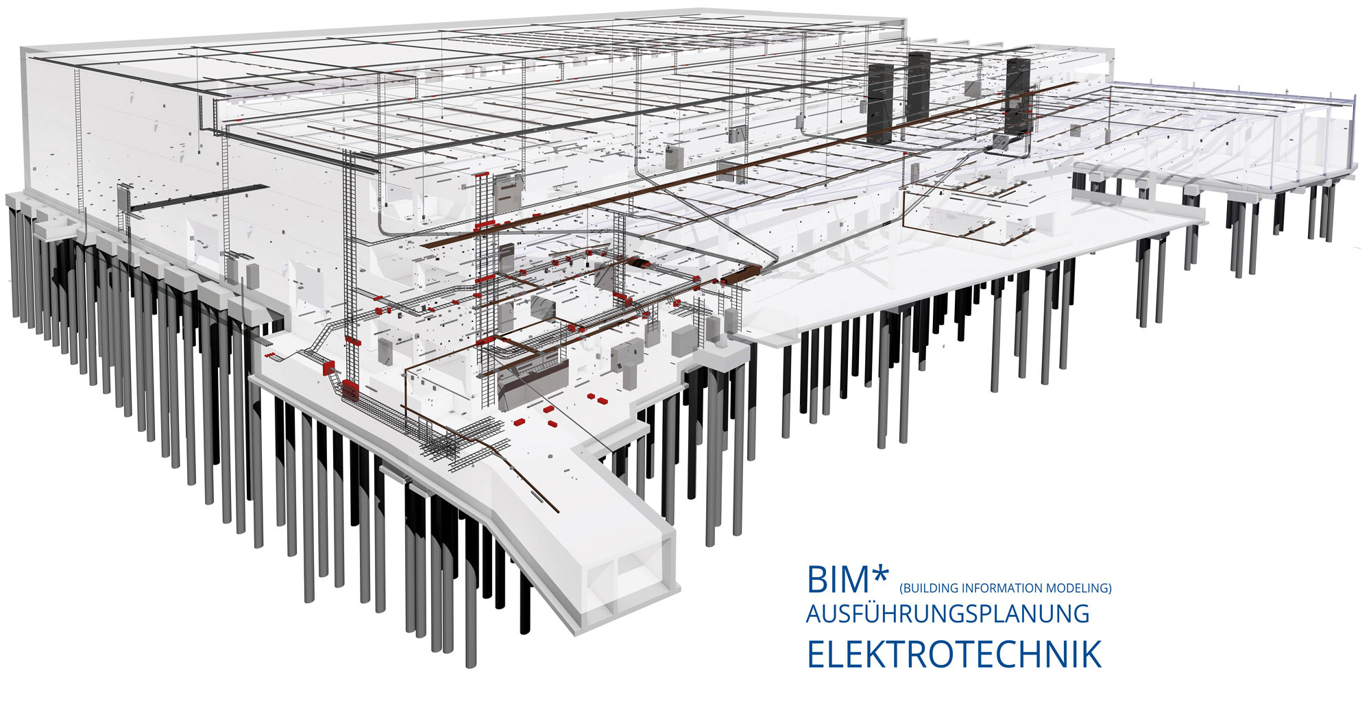 BIM-Logistikzentrum-Elektro
