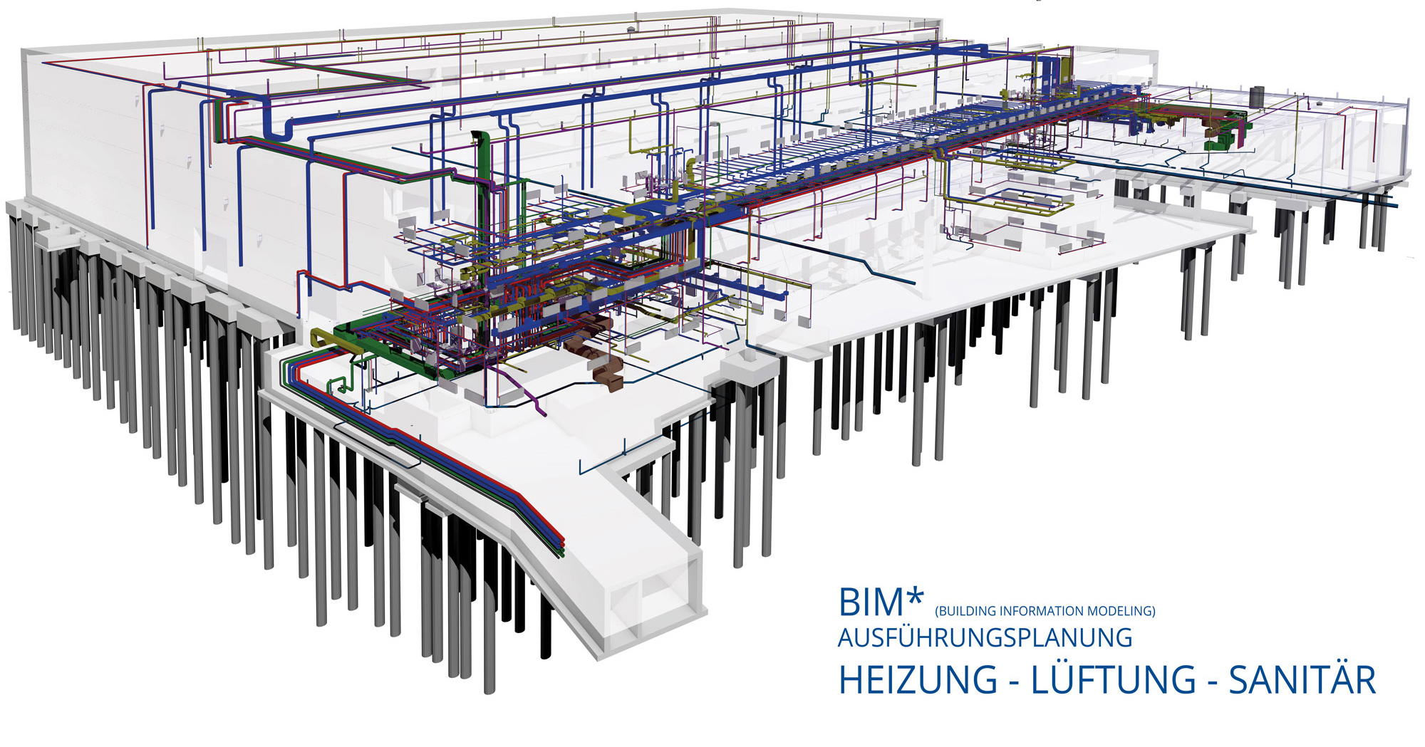 BIM-Logistikzentrum-HLS